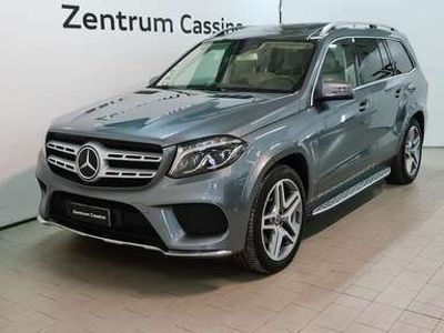 usata Mercedes GLS350 d 4Matic Premium Plus