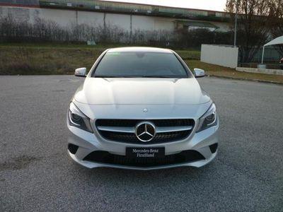 usata Mercedes CLA200 d Automatic Sport del 2016 usata a Nervesa della Battaglia