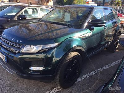 usado Land Rover Range Rover evoque 2.2 TD4 5p. Pure Tec