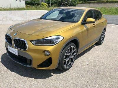 usata BMW X2 sDrive 18d Msport-X