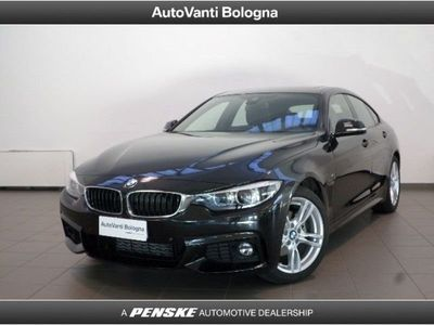 brugt BMW 420 Gran Coupé d Msport