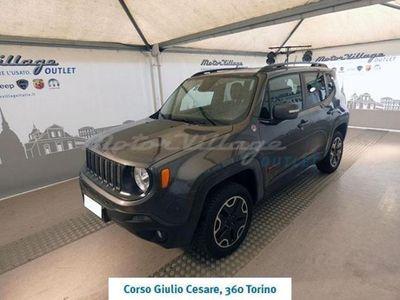 usado Jeep Renegade 2.0 Mjt 170CV 4WD Active Drive Low Trailhawk del 2016 usata a Torino