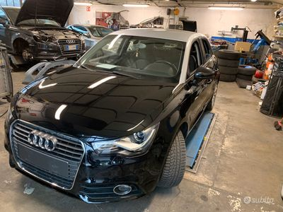usata Audi A1 1.6 Tdi automatica