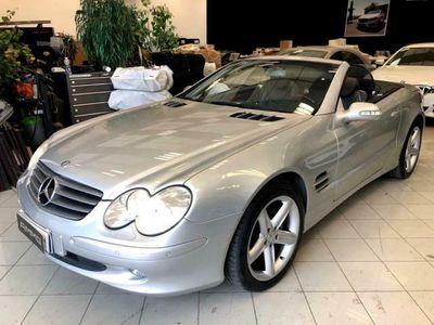 usata Mercedes SL500 cat (925) GR