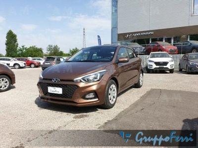 used Hyundai i20 1.2 5 porte Advanced nuova a Bordano