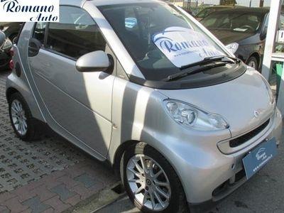 usata Smart ForTwo Cabrio Cabrio 1000 62 kW passion