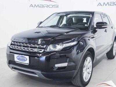 brugt Land Rover Range Rover evoque 2.2 TD4 5p. Prestige 150 CV AU