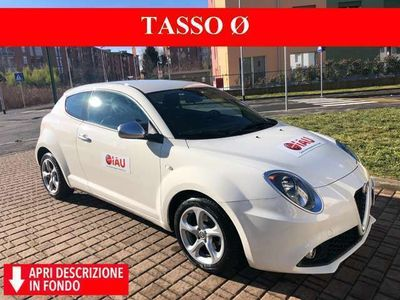 usata Alfa Romeo MiTo 1.3 JTDm 95 CV (GARANZIA 24 MESI)