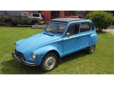 gebraucht Citroën 2CV benzina