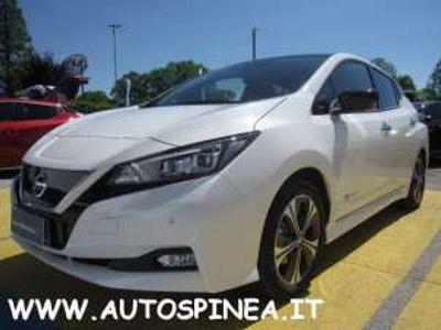 usata Nissan Leaf n-connecta #emissionizero #navi #telecamere elettrica