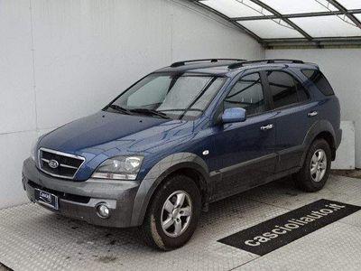 brugt Kia Sorento 2.5 16V CRDI 4WD Active
