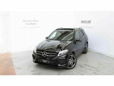 usata Mercedes GLE350 d 4Matic Premium
