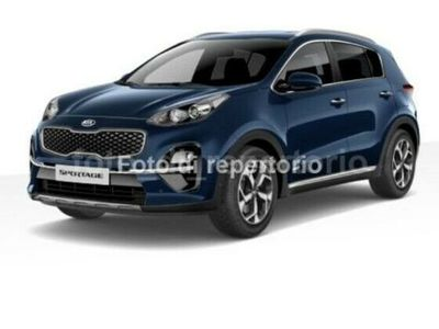 usata Kia Sportage 1,6 CRDI 2WD 115 CV 6MT M.HYBRID Energy