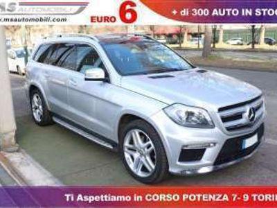 usata Mercedes GL350 BlueTEC 4matic Premium Unicoproprietario