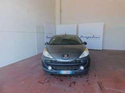 usata Peugeot 207 CC 1.6 HDi 110CV Tecno rif. 13380305
