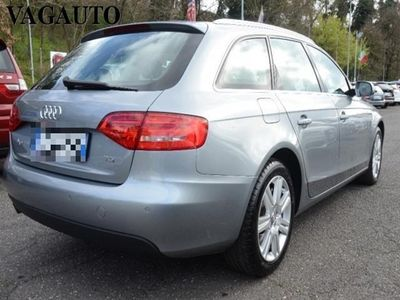 usata Audi A4 A4Avant 2.0 TDI 170CV F.AP. Advanced