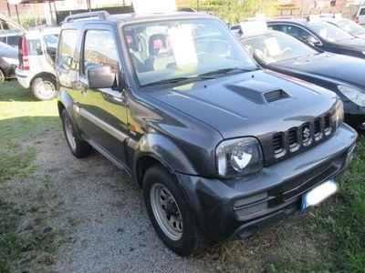 usata Suzuki Jimny 1.5 Ddis 4wd Jlx Usato
