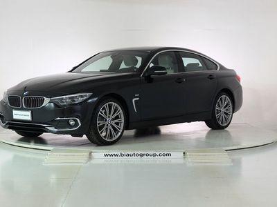 usata BMW 420 Gran Coupé Serie 4 Gran Coupé Serie 4 G.C. (F36) d Luxury