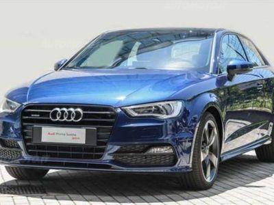 usata Audi A3 Sedan 2.0 TDI 184CV clean diesel quattro S tr Attraction del 2015 usata a Turate