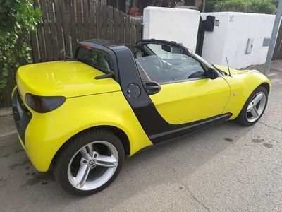usata Smart Roadster hardtop 2003