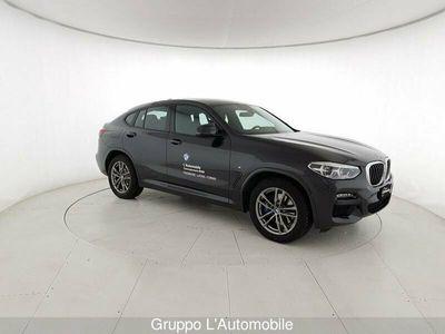 usata BMW X4 G02 xdrive30i Msport auto