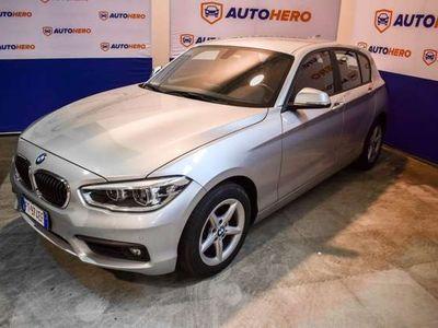 usata BMW 116 d 5p. advantage consegna gratis a casa