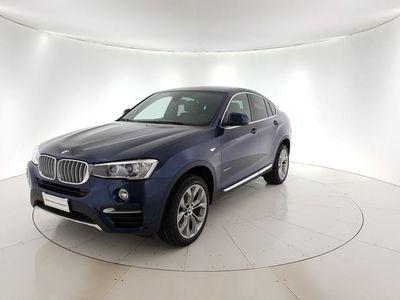 usata BMW X4 X4xdrive20d xLine auto my16