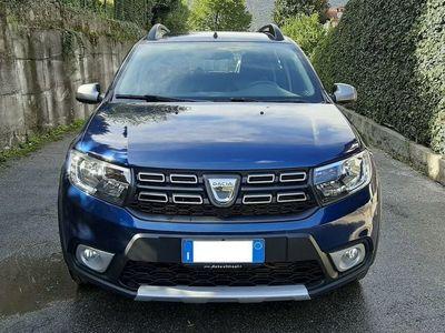 usata Dacia Sandero Stepway 0.9 TCE 90CV Benzina + GPL