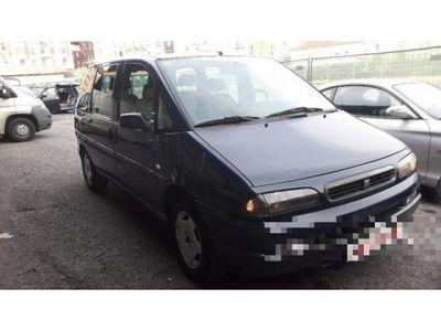 usado Fiat Ulysse 2.0 JTD Dynamic del 2002 usata a Torino