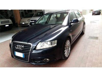 brugt Audi A6 Avant 2.0 TDIe 136 CV F.AP. S-LINE+navi+pelle+xeno