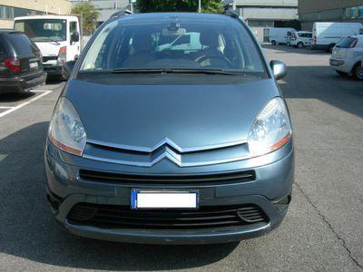 used Citroën Grand C4 Picasso 1.6 HDi 110 FAP Cambio aut Elega KM 118000 7 posti