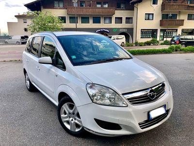 usado Opel Zafira 1.8 Benzina 7 Posti 2009