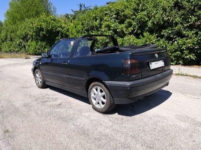 usata VW Golf Cabriolet 3