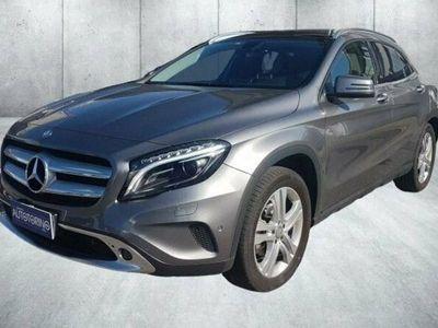 usata Mercedes GLA200 200 d (cdi) Enduro auto