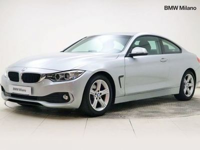 gebraucht BMW 418 Coupé Advantage