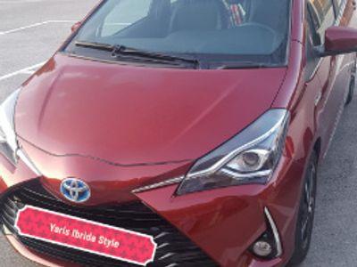 usata Toyota Yaris Hybrid My18 Style