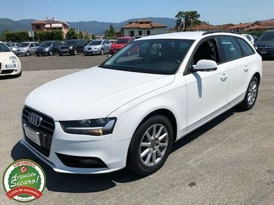usata Audi A4 Avant 2.0 TDI 120 CV Business Plus