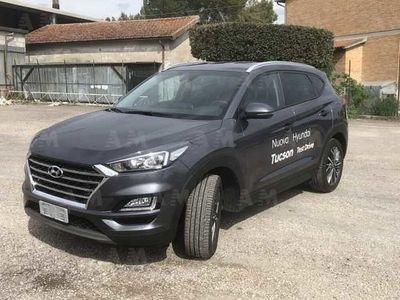 usata Hyundai Tucson 1.6 CRDi 136CV XPrime del 2019 usata a Terni