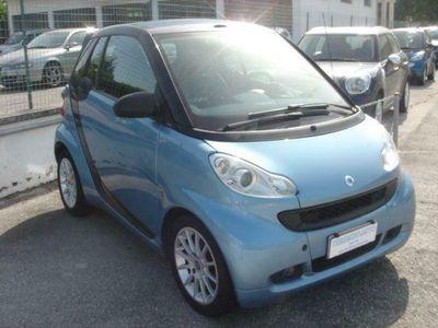 usata Smart ForTwo Cabrio Fortwo 1000 52 kW MHD passion