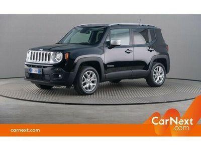 usata Jeep Renegade 2.0 Mjet 140cv Limited 4wd