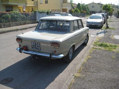 usado Fiat 1500 C del 1966