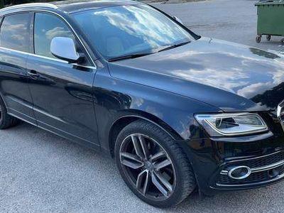 usata Audi SQ5 3.0 V6 TDI Biturbo quattro tiptronic