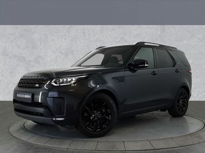 usata Land Rover Discovery 3.0 Sd6 Hse Schiebedach Black Paket