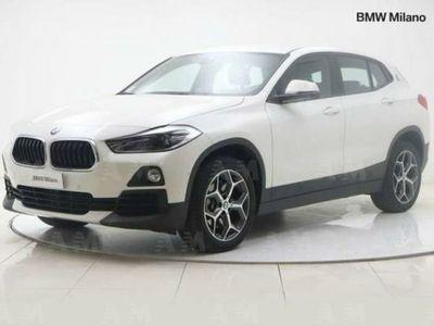 usata BMW X2 xDrive20d Advantage del 2018 usata a Milano