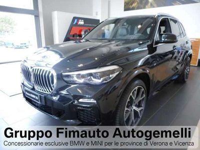 usata BMW X5 xDrive30d Msport Aut.