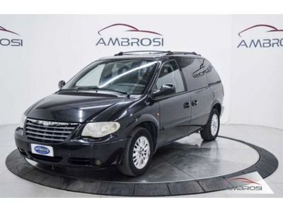 usata Chrysler Grand Voyager 2ª s 2.8 crd LX Leather