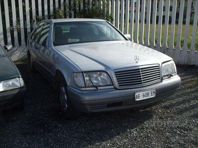usata Mercedes S600 Serie1995