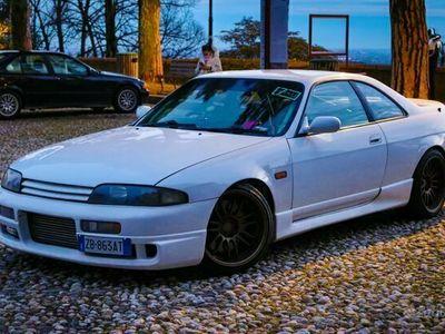 usata Nissan Skyline r33 gtst