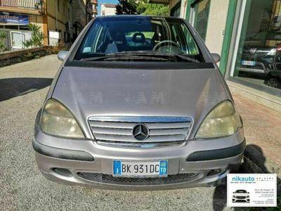 usata Mercedes A170 ClasseCDI Elegance 90cv