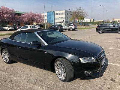 usata Audi A5 Cabriolet 2.7 TDI F.AP. multitronic S LINE